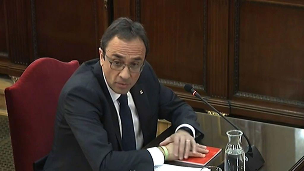 Josep Rull, conseller de Territorio y Sostenibilidad