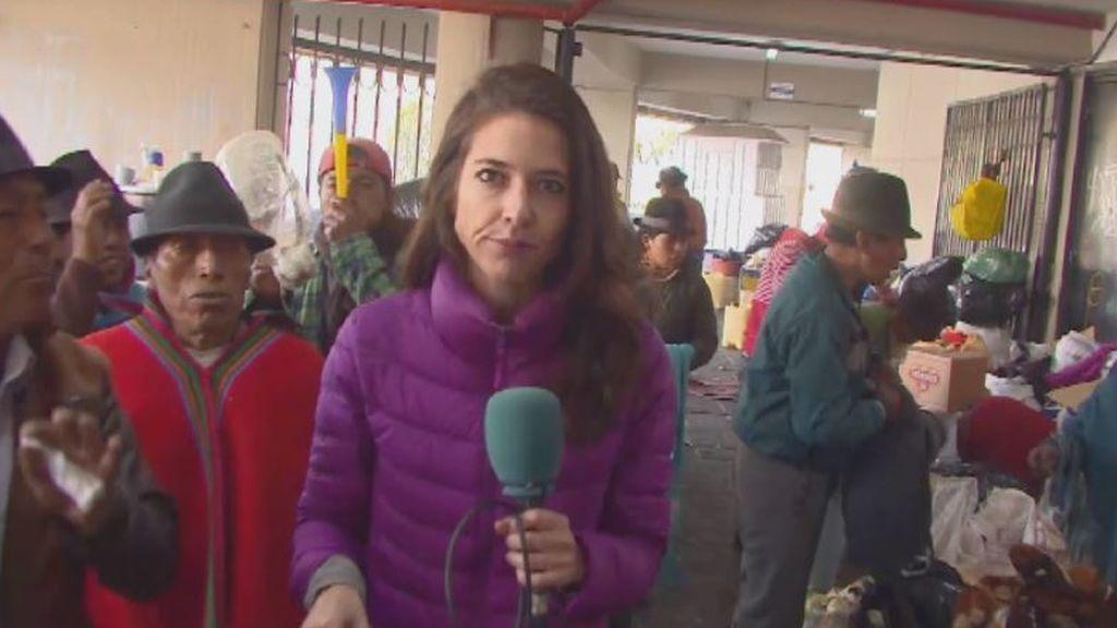 La situación en Quito