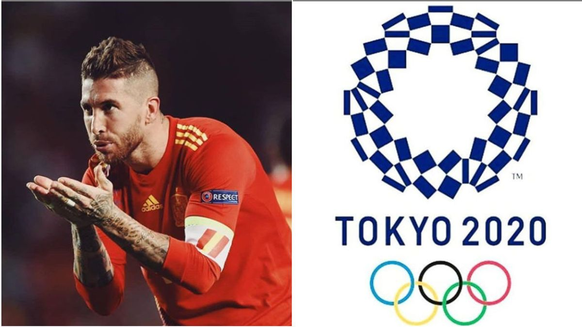 La razón por la que Sergio Ramos quiere jugar los Juegos Olímpicos por España