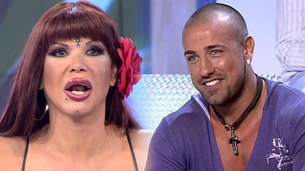 La entrevista de La Veneno en 'Sálvame Deluxe' en 2009