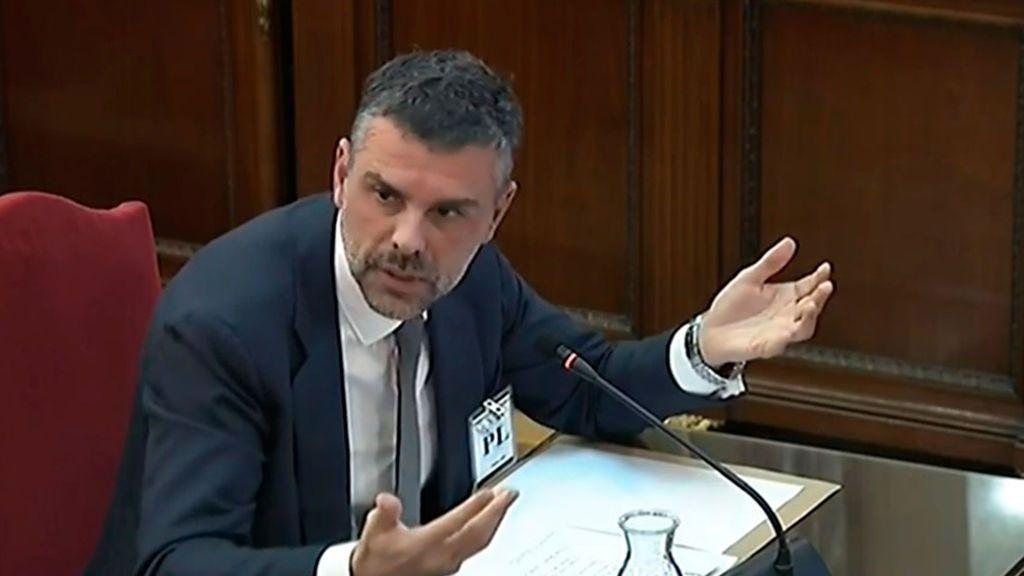 Santiago Vila, Conseller de Empresa y Conocimiento de la Generalitat