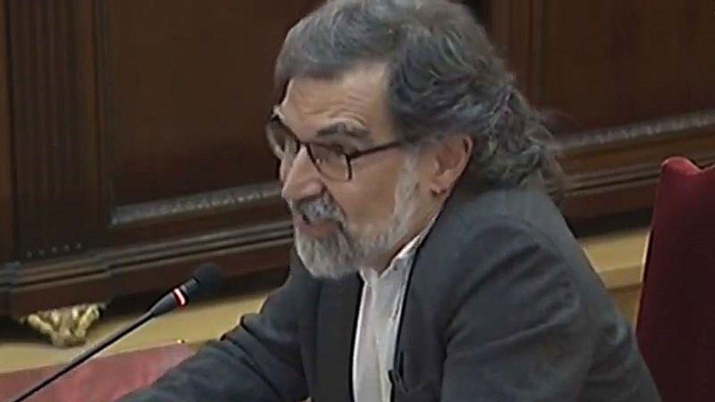 Jordi Cuixart, presidente Omnium Cultural