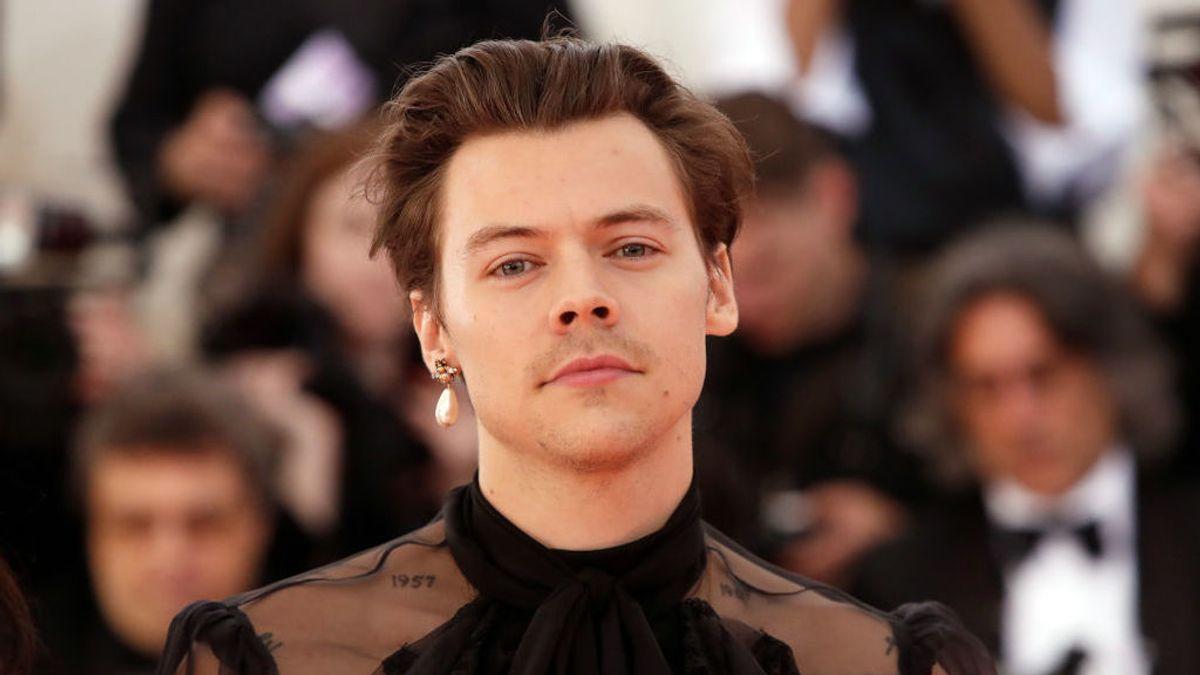 El nuevo videoclip 'Lights up' de Harry Styles