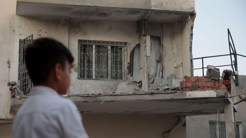 La Unión Europea estudiará sanciones a Turquía tras el ataque al noreste de Siria