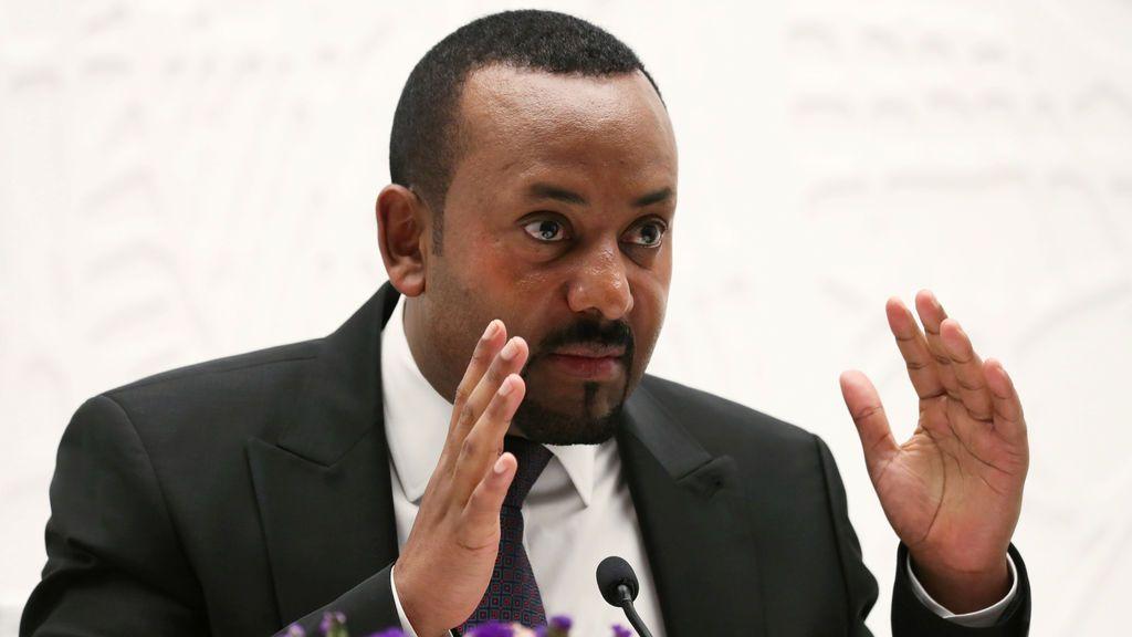 El primer ministro de Etiopía, Abiy Ahmed, Premio Nobel de la Paz 2019