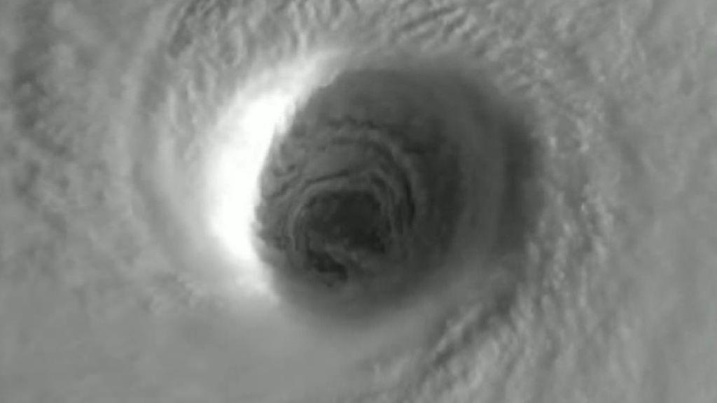 Un tifón amenaza Japón