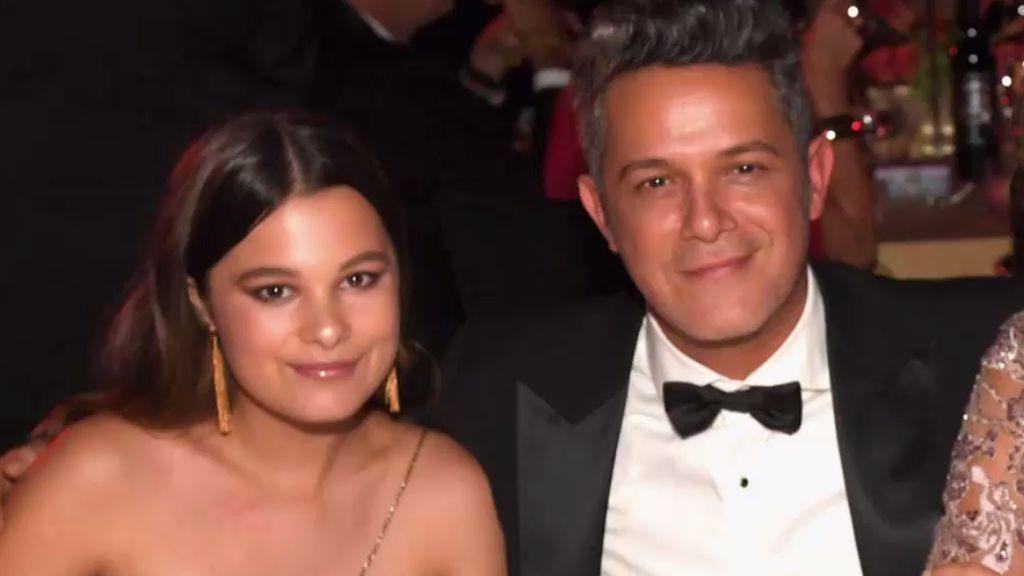 Manuela, la hija de Alejandro Sanz, defiende la relación del cantante con Rachel Valdés