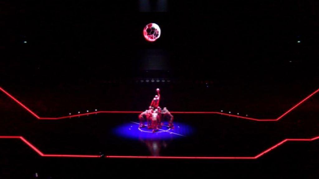 Estreno mundial en Barcelona del nuevo espectáculo del Circo del Sol que homenajea a Messi