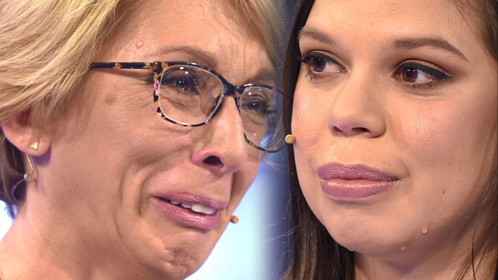 El reencuentro de una madre y una hija, años después