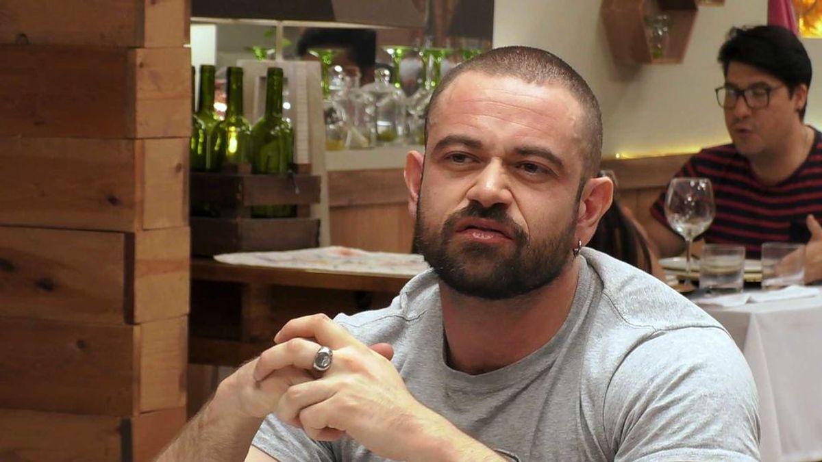 """Francesc sorprende a Antonio por la relación que tiene con su expareja: """"Vivo con él"""""""