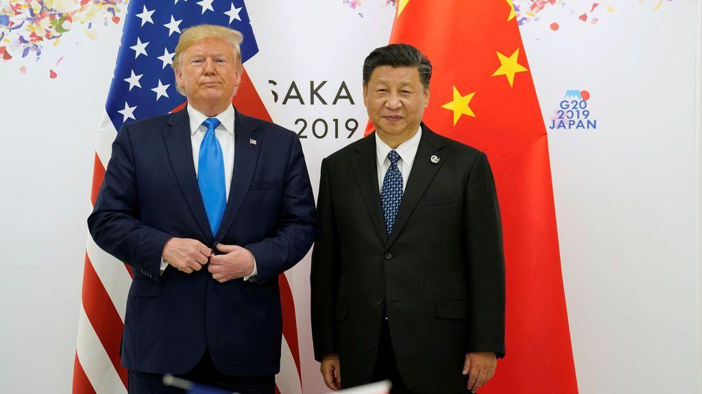 """EEUU y China alcanzan un """"acuerdo sustancial"""" para poner fin a su """"guerra comercial"""", según Trump"""