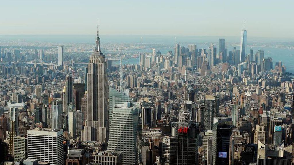 El Empire States de Nueva York estrena observatorio: ventanas de vértigo que van desde el suelo hasta el techo