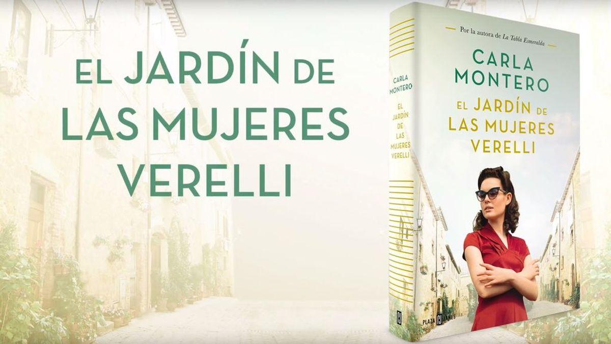 'El jardín de las mujeres Verelli', una novela inspirada en una historia real