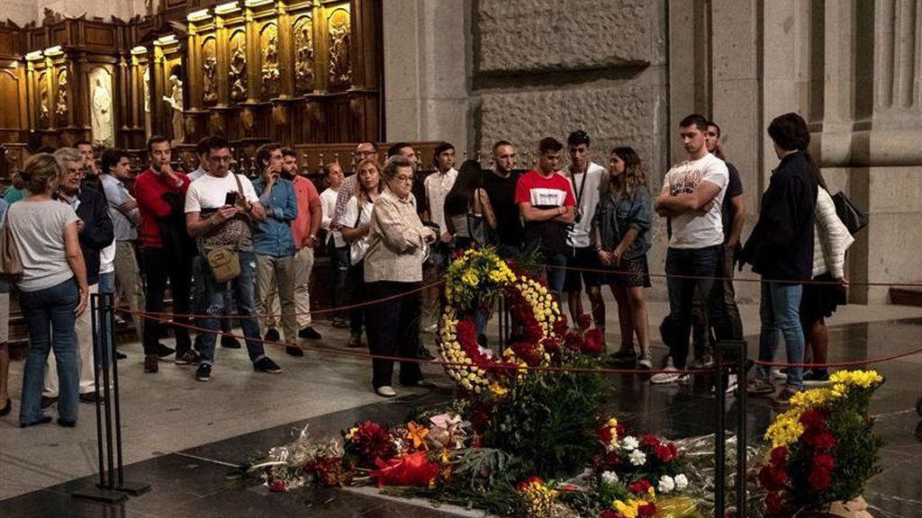 """El Valle de los Caídos, cerrado: """"Es un golpe de Estado, como lo de Rumasa"""""""