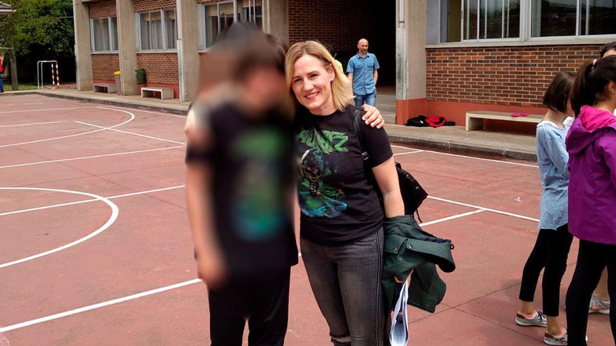 Ugaitz, el niño autista que suspendía al estudiar en euskera pero saca notables en castellano