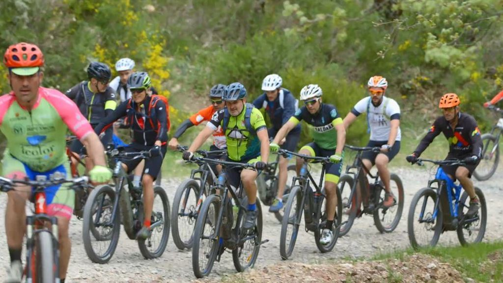 'Bike Minera Laciana', ruta ciclista