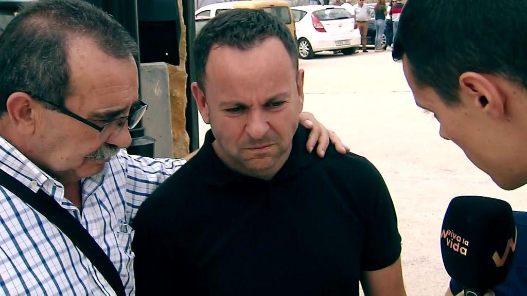 """Sergio, el padre del menor presuntamente asesinado por su madre en Almería: """"Los niños tienen derecho a ser escuchados"""""""