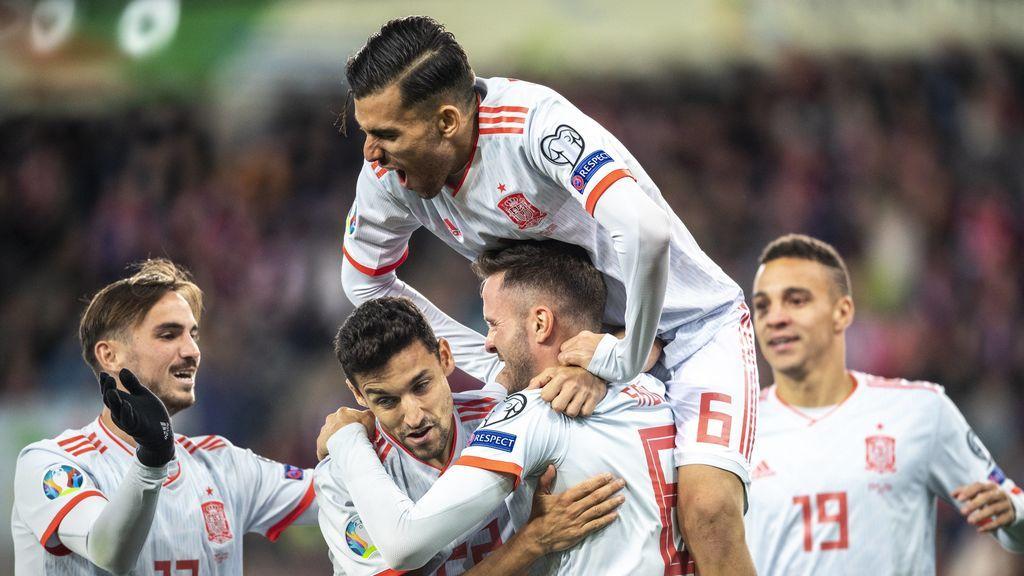 La Eurocopa tendrá que esperar: Noruega empata con España gracias a un penalti en el minuto 94