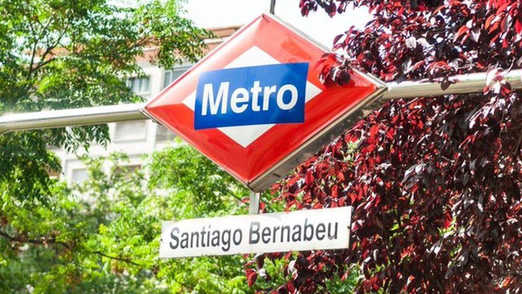 Cierra la estación de Santiago Bernabéu y otras incidencias en el transporte por el Día de la Hispanidad