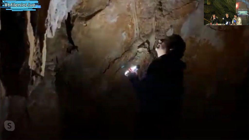 """Iker y el equipo sienten pánico en la cueva: """"Aquí hay algo que provoca escalofríos"""""""