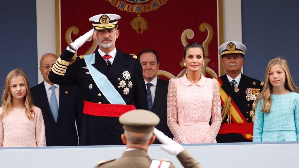 Aciertos y errores del desfile del día de la Hispanidad 2019