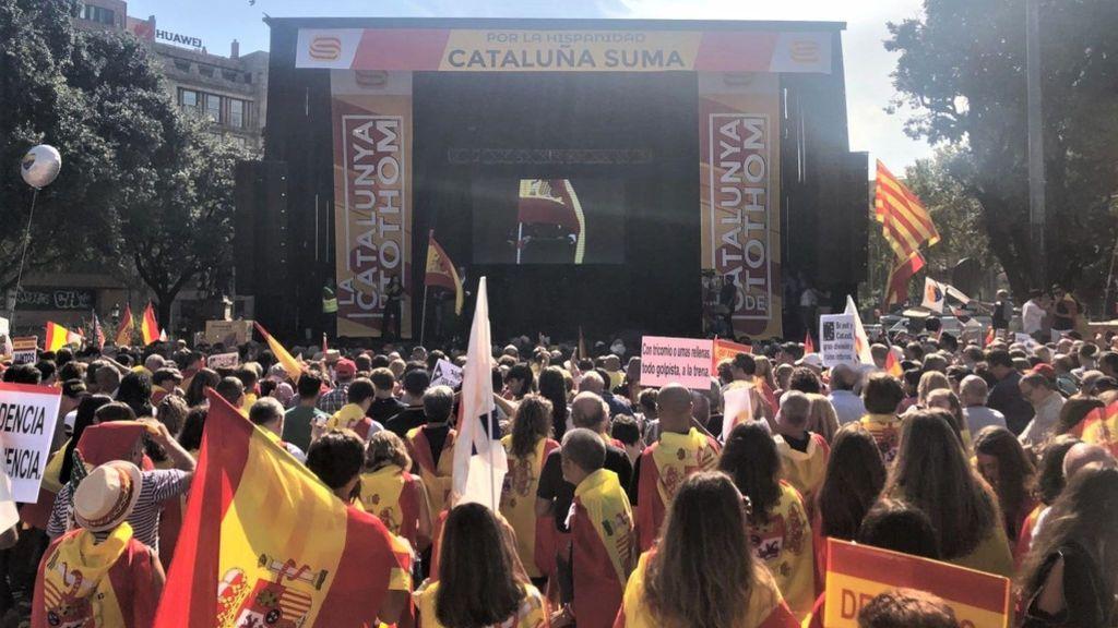 Dos militantes de Ciudadanos denuncian una agresión en Barcelona por motivos ideológicos
