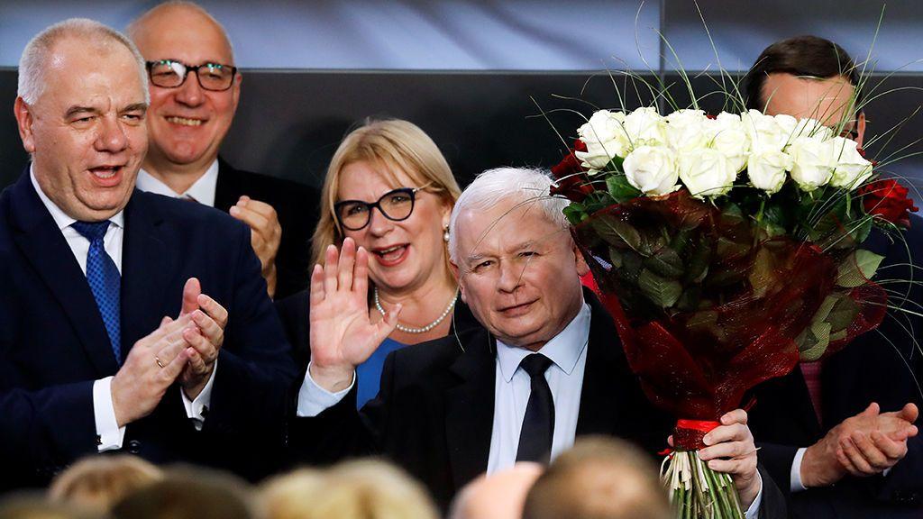 Los ultraconservadores del partido Ley y Justicia ganan las elecciones en Polonia