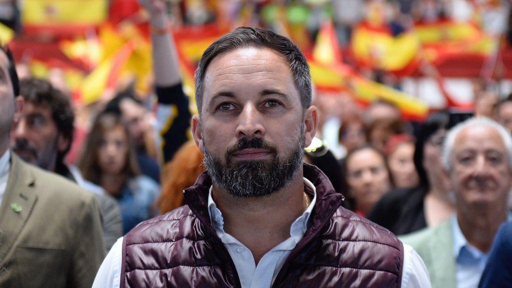 """Abascal llama """"radical"""" a Sánchez por """"incitar al odio"""" y tacha de """"electoral"""" la exhumación de Franco"""