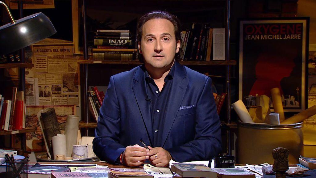 """Iker Jiménez: """"Muchas personas creen que sé algo que no sé, pero soy tan ignorante como tú"""""""
