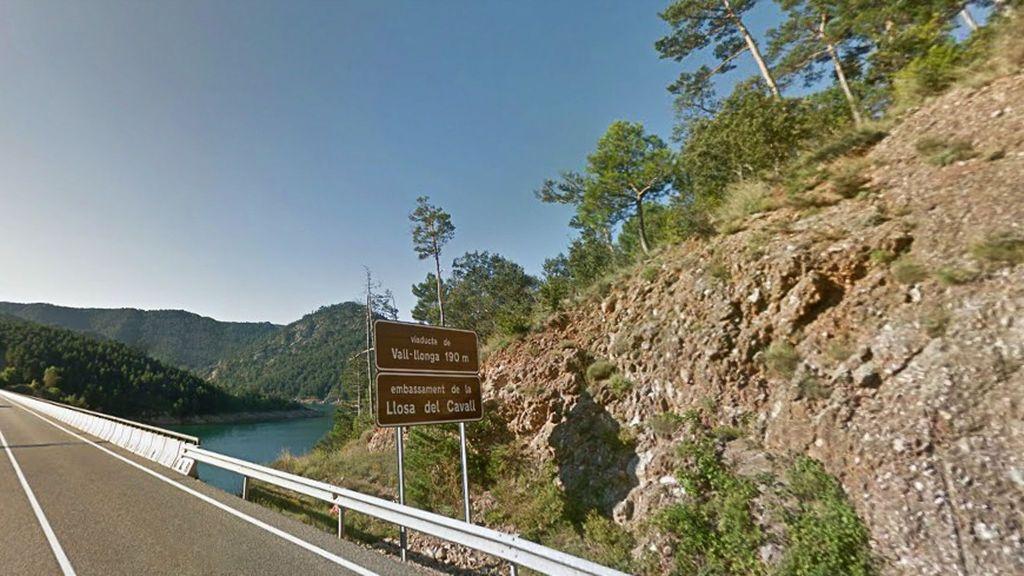 Muere un paracaidista de 35 años tras saltar desde una presa en un pantano de Lleida