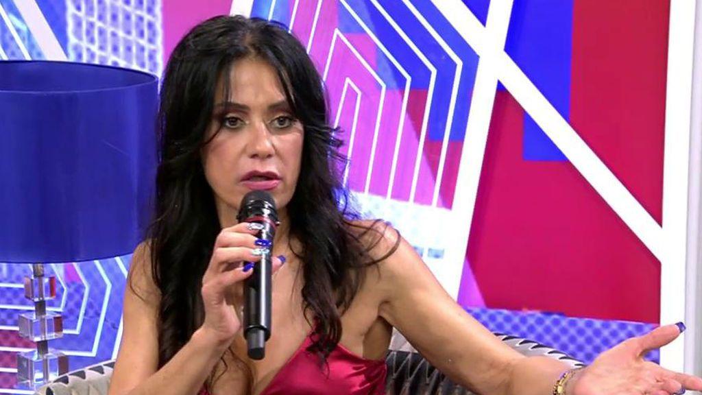 Maite desvela que Kiko Jiménez quería casarse y tener hijos con Sofía