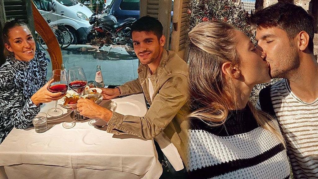 """Morata y su primera cita con Alice Campello: """"Estaba loco por ti tras cinco minutos"""""""