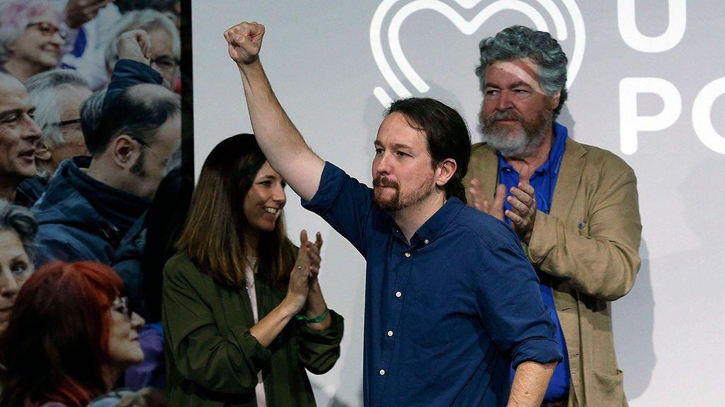 Podemos repetirá programa electoral el 10 de noviembre