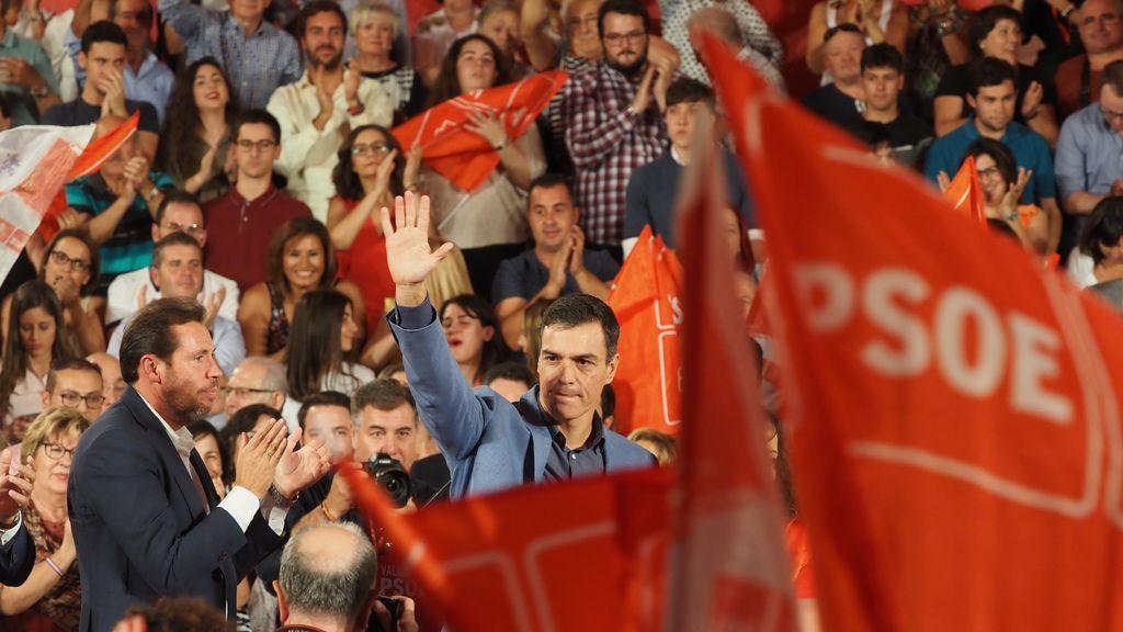 """Sánchez asegura que la exhumación de Franco """"fortalece la democracia española"""""""