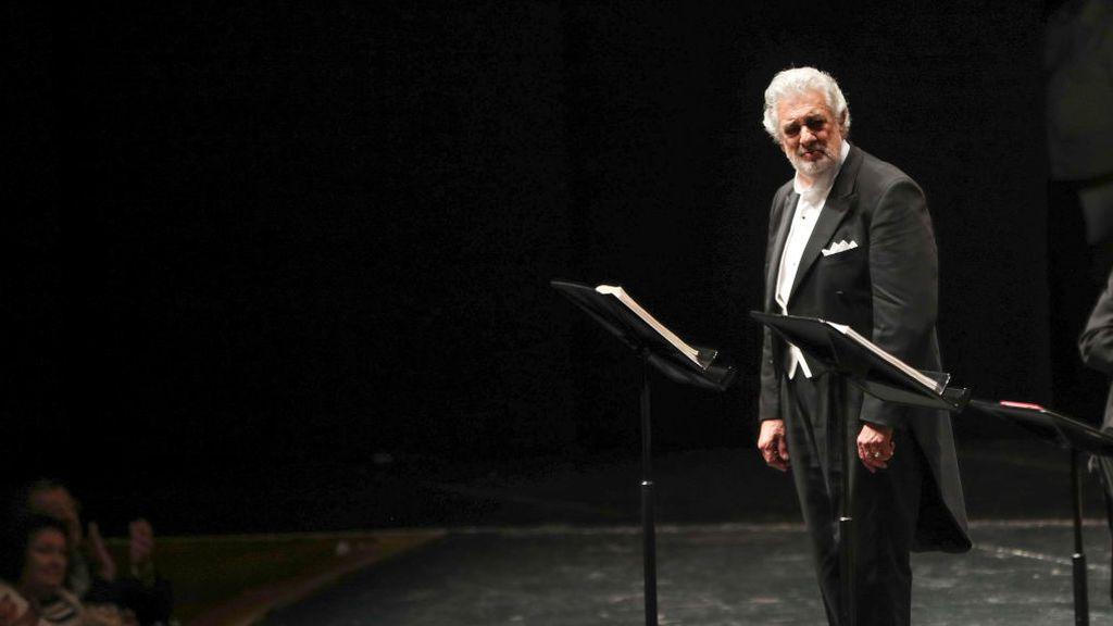 Ovación a Plácido Domingo en su vuelta a los escenarios europeos tras las acusaciones de abuso sexual