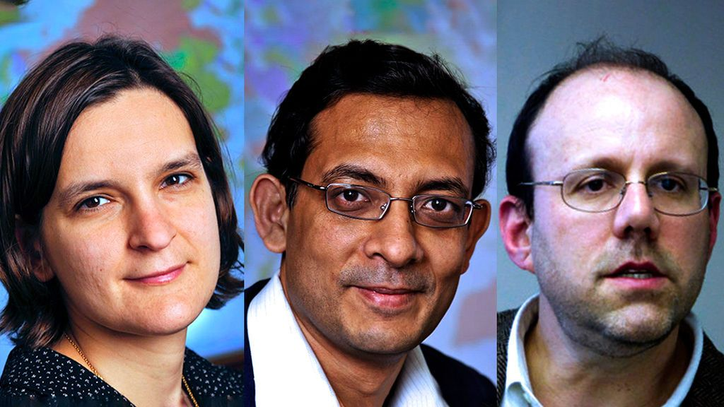 ¿Por qué les han dado el Nobel de Economía a Duflo, Banerjee y Kremer?
