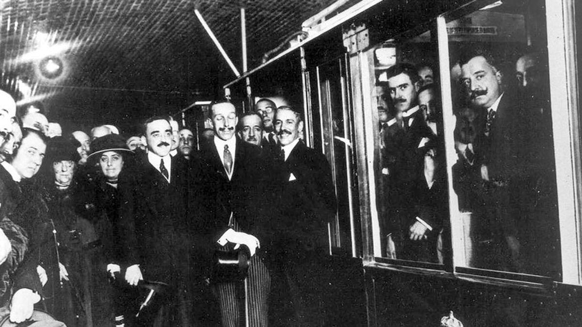 Metro de Madrid:  100 Años de curiosidades y anécdotas en las profundidades de la capital española