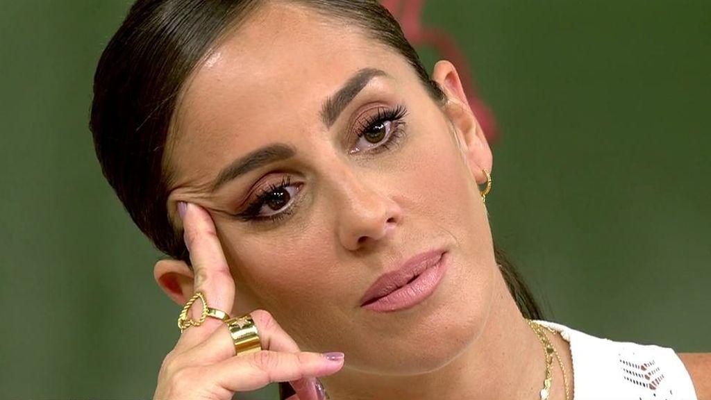 """Anabel Pantoja, harta de las pullitas de sus compañeros: """"Sois para descambiaros"""""""