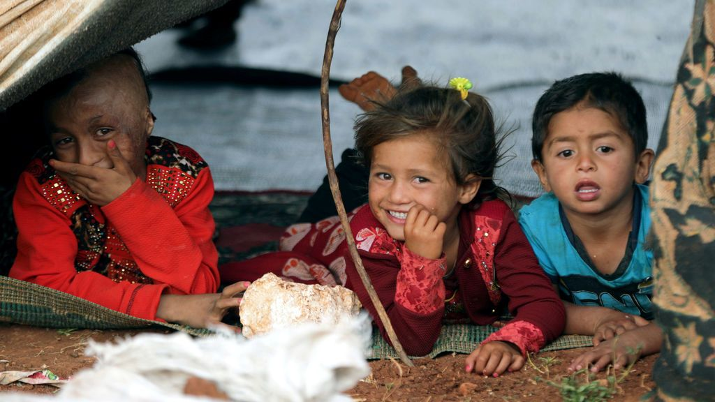 Solos y vulnerables:  la ONU alerta del drama de los niños refugiados no acompañados