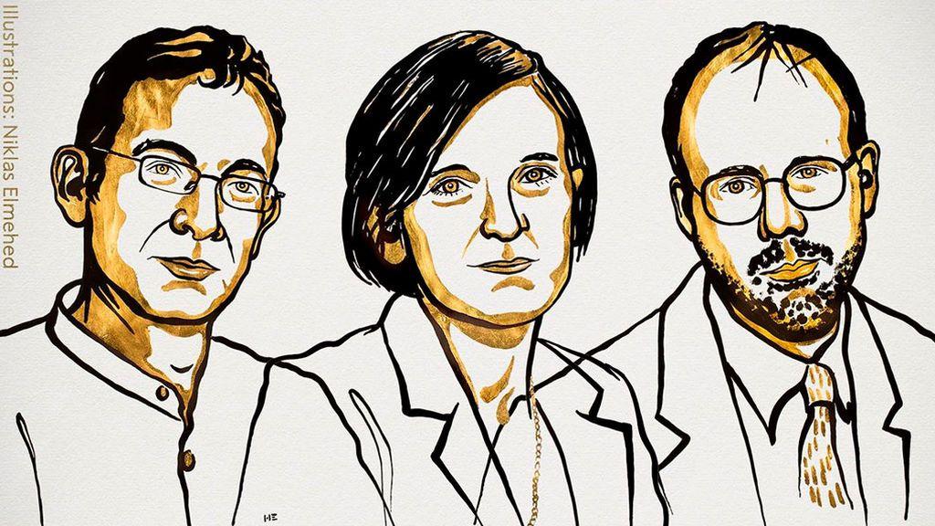 Duflo, Banerjee y Kremer, Premio Nobel de Economía 2019