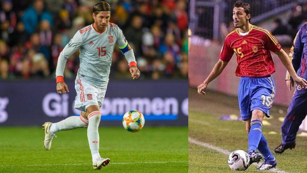 """El mensaje de Sergio Ramos recordando a Antonio Puerta con la selección: """"Una andadura que debió ser mucho más larga"""""""