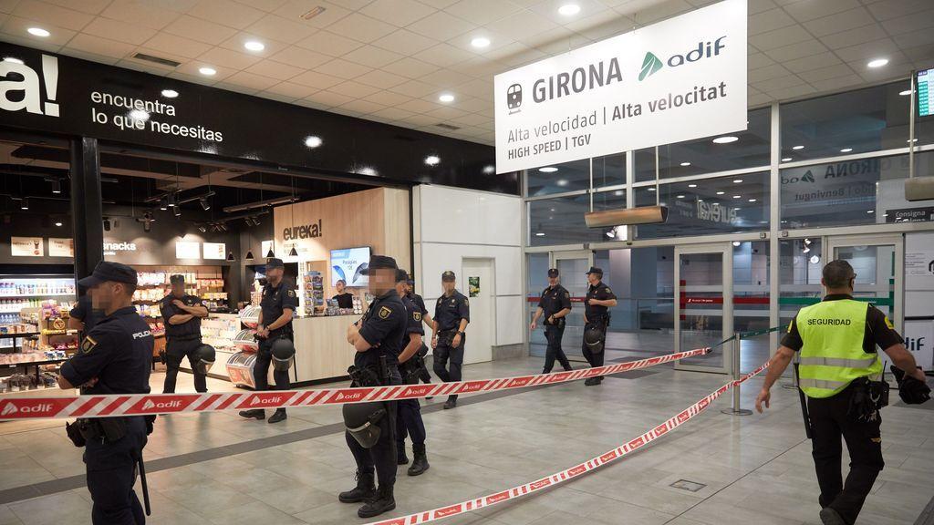 Estacion AVE Girona