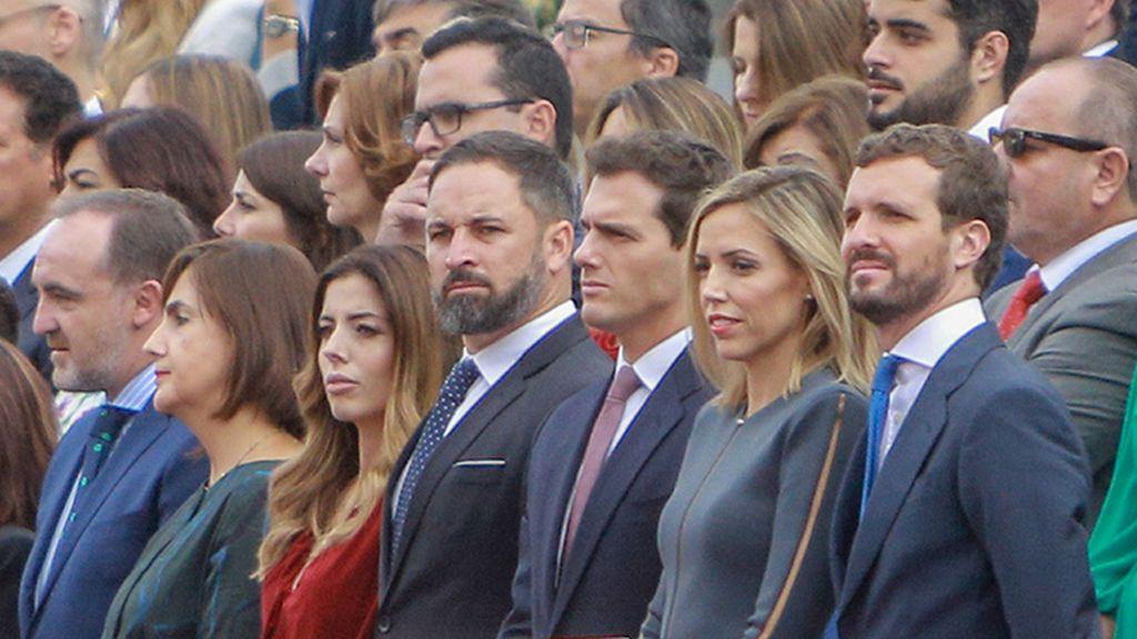 La derecha endurece su discurso sobre Cataluña tras la sentencia del 'procés'