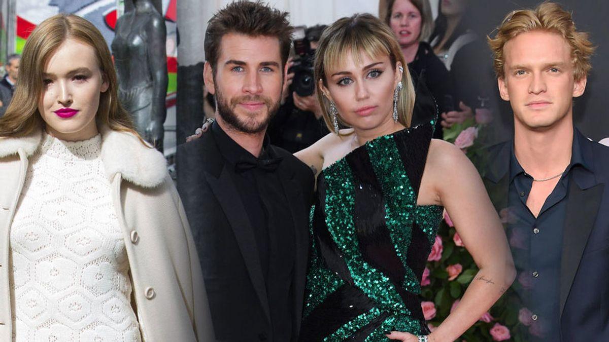 Tres meses separados y mucha polémica de por medio: cómo han rehecho sus vidas Liam y Miley tras la ruptura