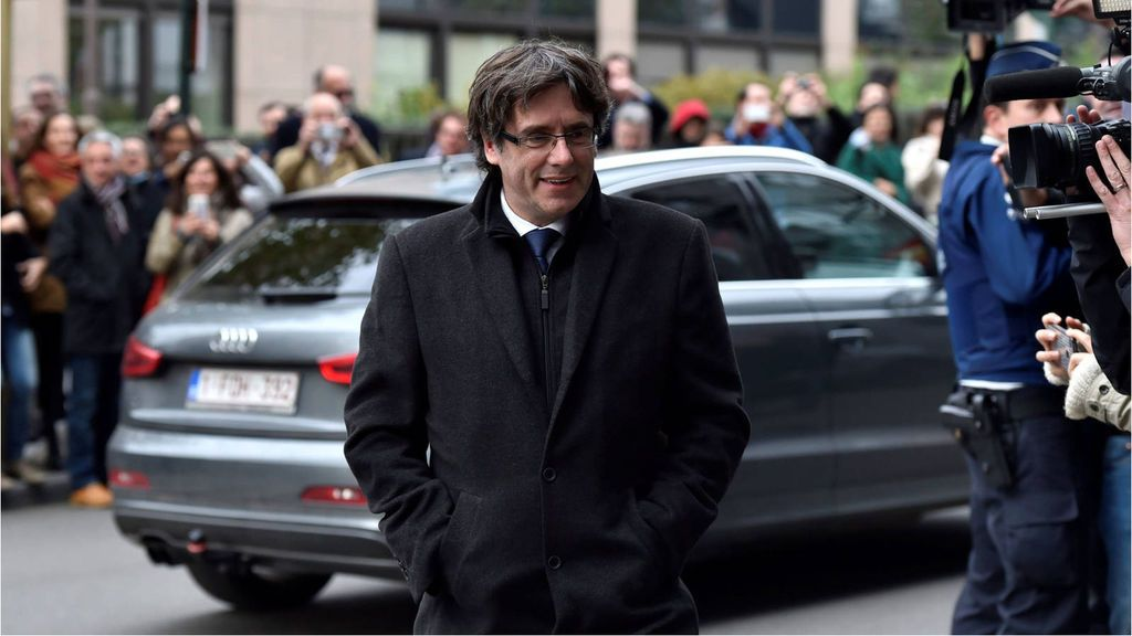 Puigdemont asegura que la sentencia condena a más de 2 millones de personas