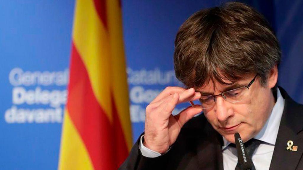 "Puigdemont tilda la sentencia de ""injusta e inhumana"""
