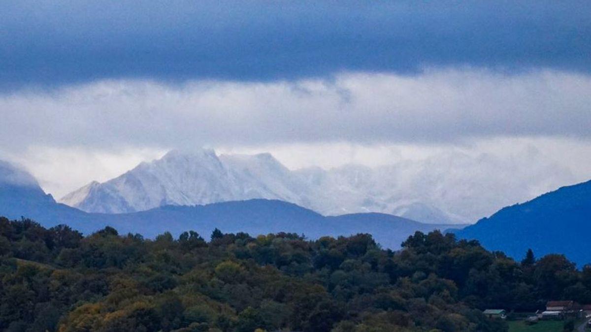 Primeras nevadas del otoño en Pirineos, en cinco imágenes