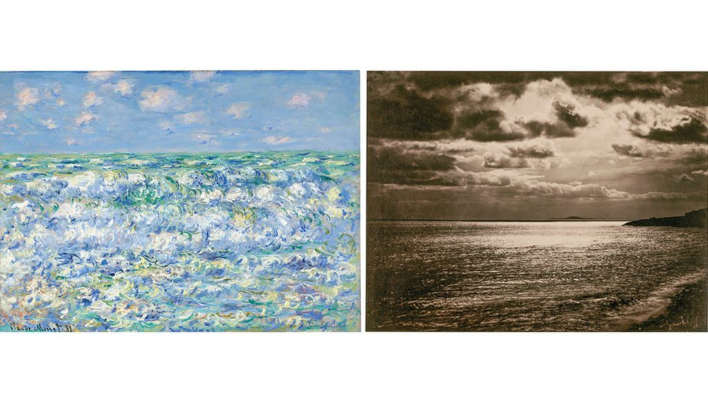 Exposición Museo Thyssen fotógrafos e impresionistas