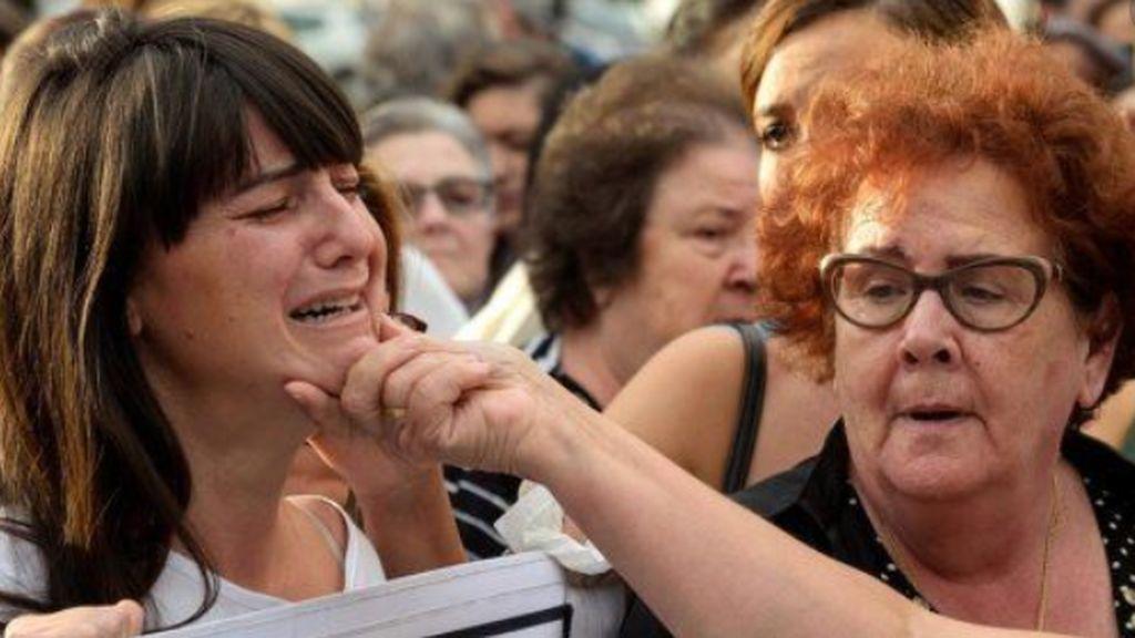 Siguen los enigmas del caso Almonte: Autorizan exhumar los restos de Miguel y su hija María para hacerles la autopsia