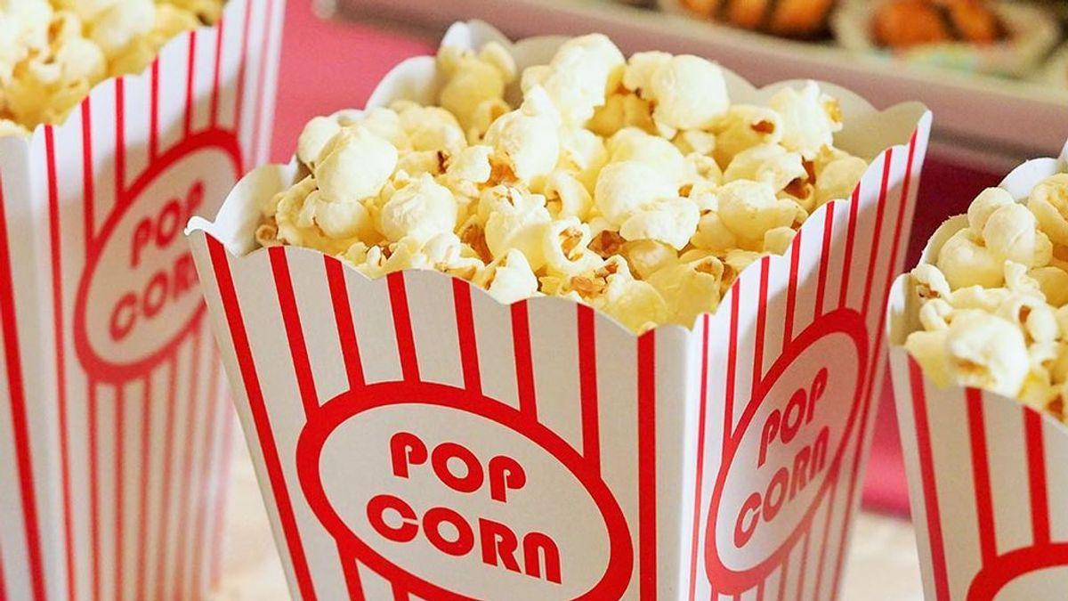 Confirmada la primera multa a un cine por prohibir la entrada con comida y bebida de fuera